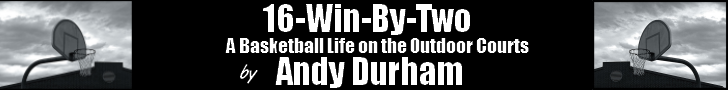 Andy Durham Book - 16 Win By Two