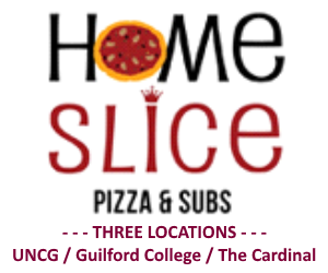Home Slice Pizza and Subs - 3 Greensboro Locations