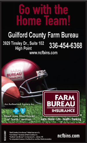Farm Bureau Insurance (336) 454-6368