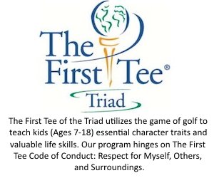 First Tee Of The Triad