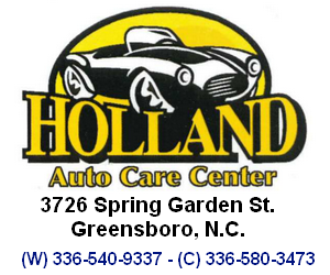 Holland Auto Care 336-540-9337