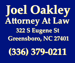 Joel Oakley, Attorney At Law, (336) 379-0211