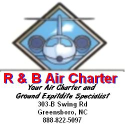R & B Air Charter, Inc