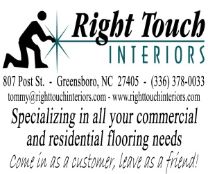 RightTouch Interiors (336) 378-0033